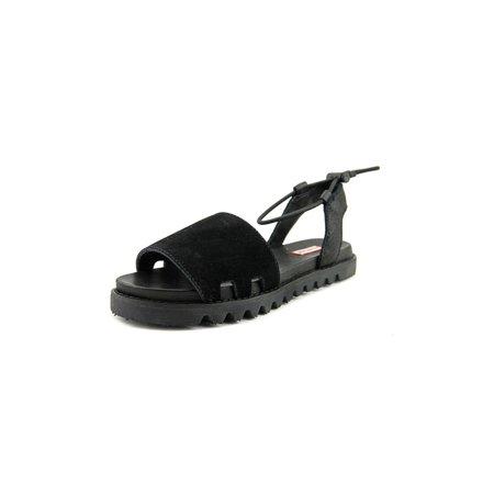 6bd1c260030 Hunter - Hunter Womens Original Sandal Slide Open Toe Casual Slide Sandals  - Walmart.com