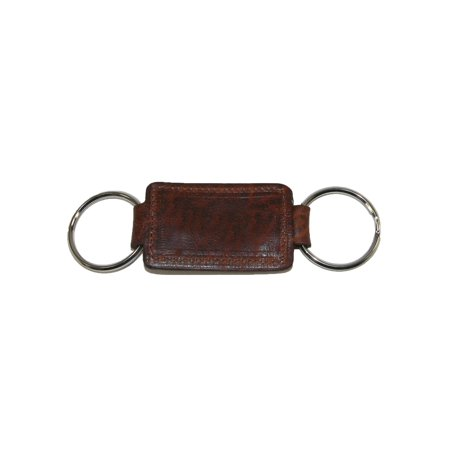 Size one size Leather Valet Key Fob