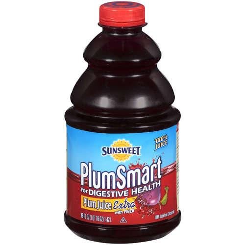 Sunsweet: Plum Smart For Digestive Health Juice, 48 Fl Oz