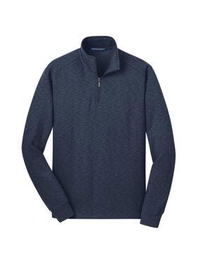 Port Authority Men's Cadet Collar Fleece 1/4-Zip Pullover