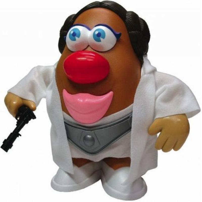 Star Wars Princess Tator (Leia) Potato Head by