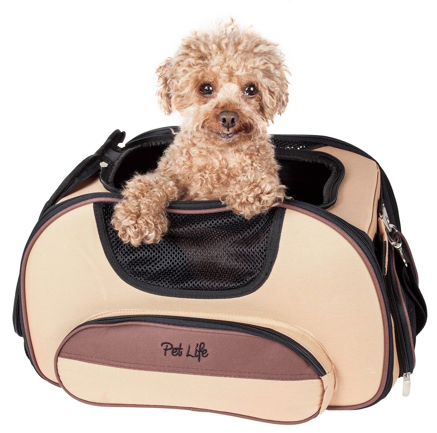 Airline Approved Sky-Max Modern Collapsible Pet Carrier