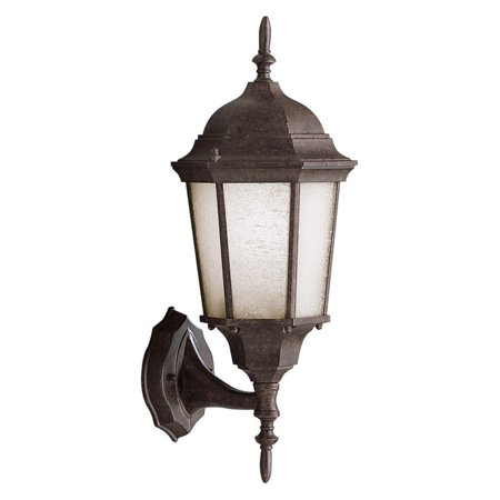 Kichler Outdoor Plastic Fixture (Kichler Madison 1095 Outdoor Wall Lantern - Tannery Bronze)