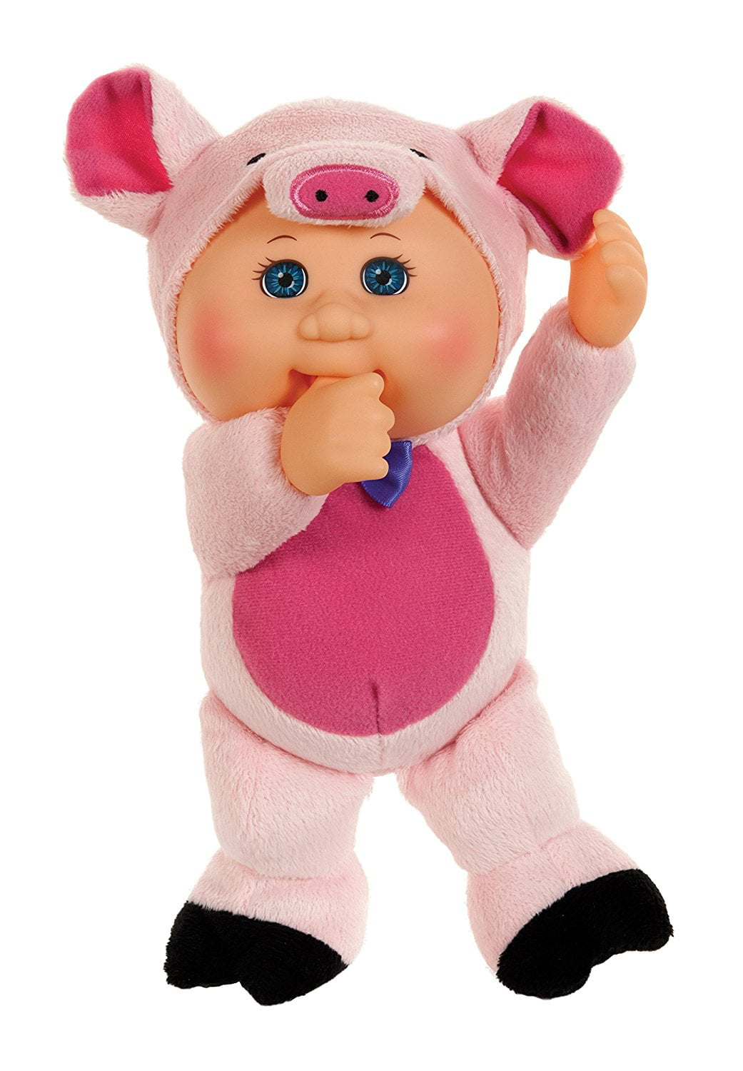 Cabbage Patch Kids Christmas Babies 2020 Cabbage Patch Kids Cuties Collection, Petunia the Pig Baby Doll 9