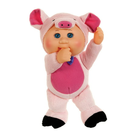 Cabbage Patch Kids Cuties Collection, Petunia the Pig Baby Doll for $<!---->