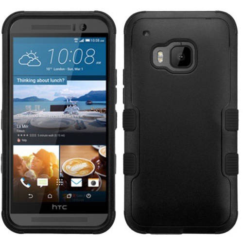 HTC One M9 MyBat TUFF Hybrid Phone Protector Cover