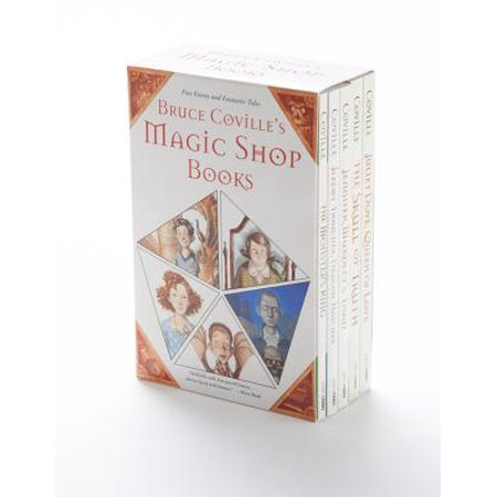 Bruce Coville's Magic Shop Books [BOXED SET]