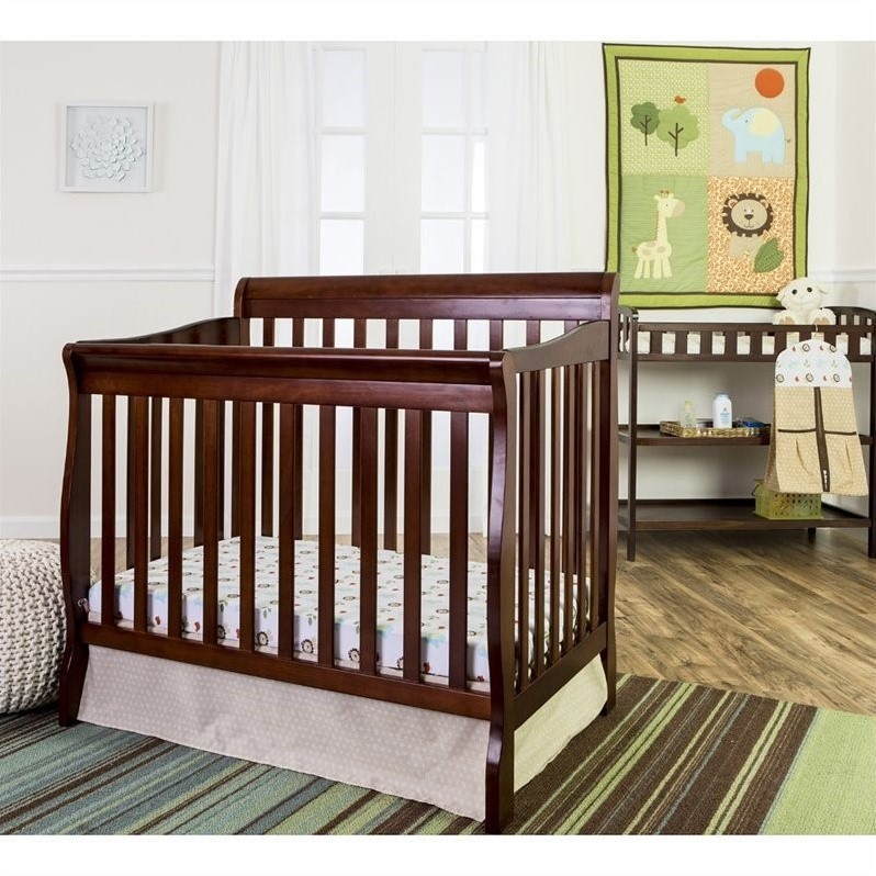 Set Reversible Portable Crib, Dream On Me Portable Crib Bedding