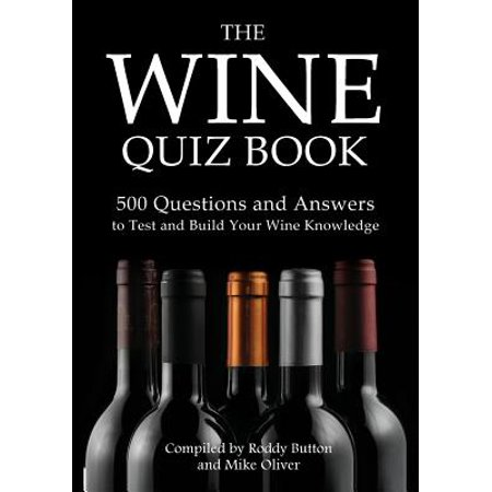 Halloween Emoji Quiz Answers (The Wine Quiz Book : 500 Questions and Answers to Test and Build Your Wine)