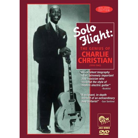 Solo Flight: The Genius of Charlie Christian (DVD)