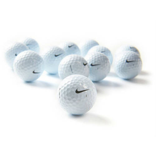 Nike Mix AAAAA Used Golf Balls, dozen by