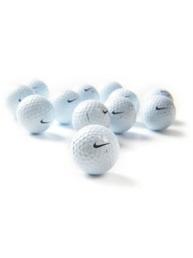 Nike Mix Recycled Golf Balls, AAAAA Quality, 12 Pack