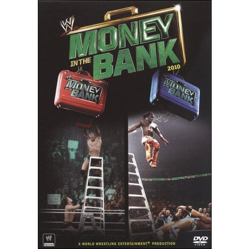 Warner Brothers Wwe Money In The Bank 2010 Dvd Std Ff