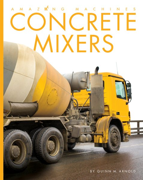 Concrete Mixers by Creative Company