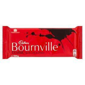 Original Cadbury Bournville Classic Dark Chocolate Bar Imported From England UK The Best Of British