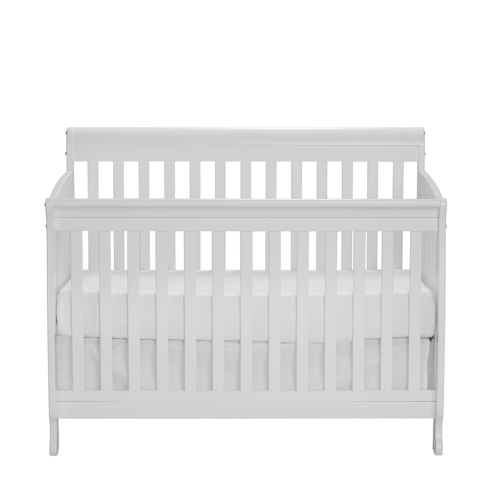 Superieur Suite Bebe Riley Lifetime 4 In 1 Crib In White   Heritage Baby Products