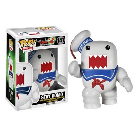 Funko Pop! Ghostbusters, Stay Puft Domo - Ghostbusters Stay Puft