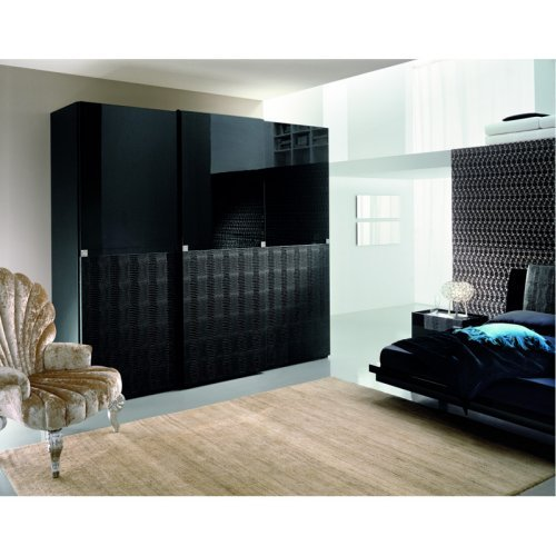 Rossetto USA Black Diamond Wardrobe
