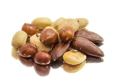 Spanish Cocktail Mixed Nuts (Almonds, Macadamia Nuts, Cashews, Peanuts) 1 lb by