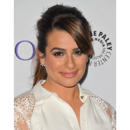 Lea Michele At Arrivals For 32Nd Annual Paleyfest Presentation Foxs Glee Canvas Art     16 X 20