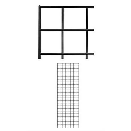 2' X 6' Wire Grid Panel - - Gridwall Panel