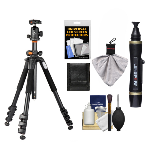 Vanguard Alta Pro 264AT Aluminum Alloy Tripod with SBH-100 Ball Head and Case plus Accessory Kit