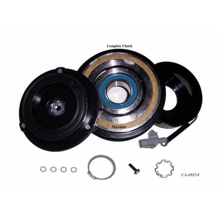 AC Compressor CLUTCH Fits: 2007 - 2009 Toyota Tundra 4.7 Liter US