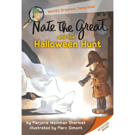 Nate the Great and the Halloween Hunt (Paperback)](Halloween Kids Books)