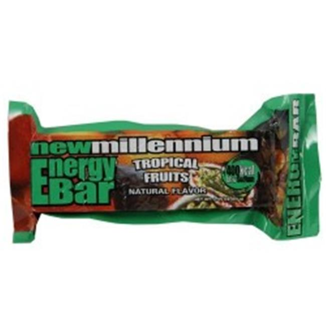 Guardian Survival Gear FWTF Case of 144 Tropical Fruit Bars