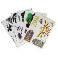 Nintendo Legend of Zelda Hyrule - Vinyl Gadget Decals