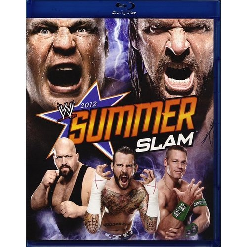 WWE: Summerslam 2012 (Blu-ray) (Full Frame)