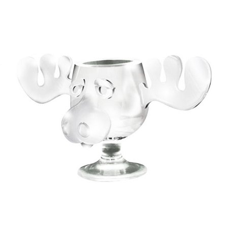 national lampoons christmas vacation clear glass griswold moose mug 8 - Christmas Vacation Moose Mug