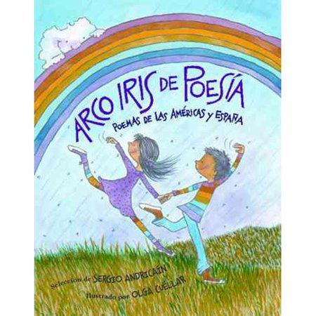 Arco Iris De Poesia  Rainbow Of Poetry