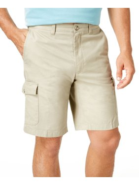 31232a74 Product Image Club Room Mens Classic Casual Cargo Shorts