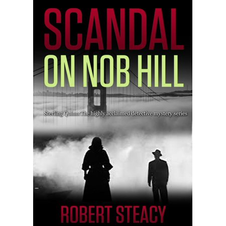 Scandal on Nob Hill - eBook