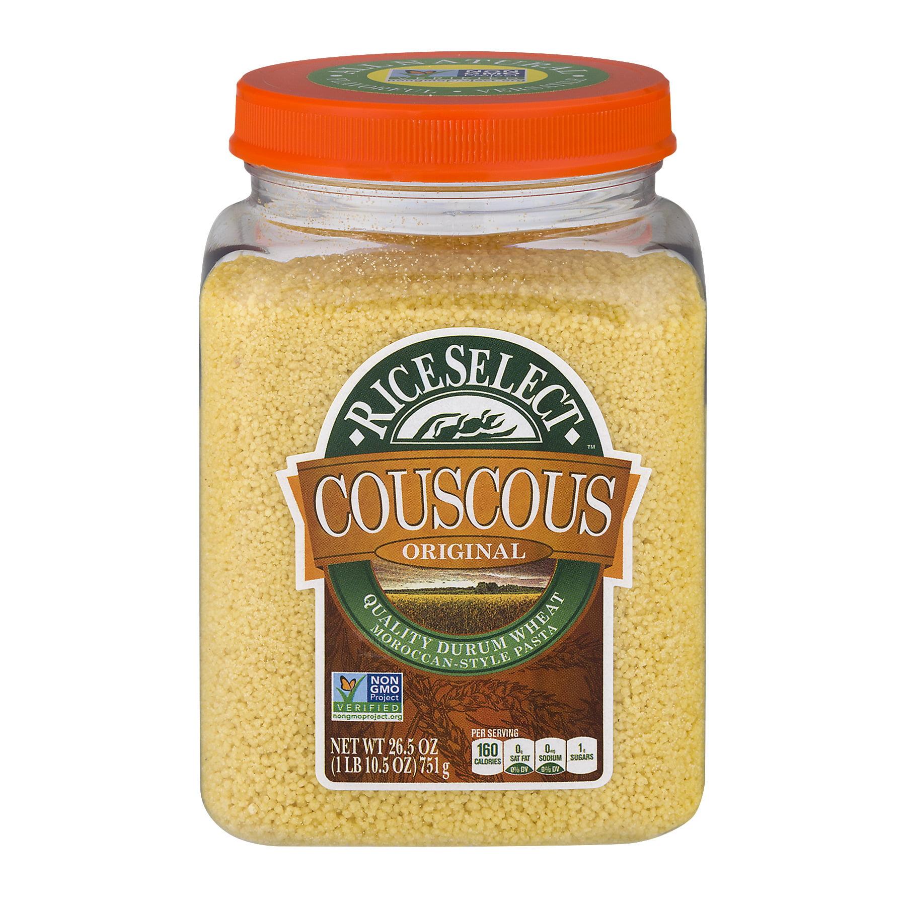 RiceSelect Couscous Original, 26.5 OZ