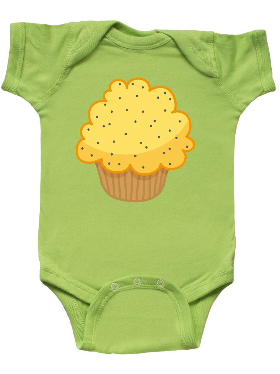 Carter/'s Newborn Girl's 'Lemon' Ruffled Sleeve Creeper