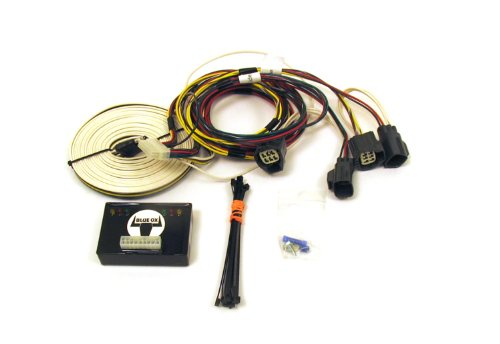 Blue Ox BX88282 EZ Light Wiring Harness Kit for Jeep Grand Cherokee by Blue Ox
