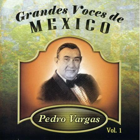 Grandes Voces De Mexico, Vol. 1 (CD) ()