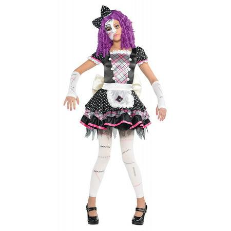 Damaged Doll Child Costume - X-Large](Baby Doll Costume Ideas)