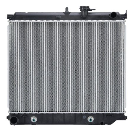 Sunbelt Radiator For Chevrolet Colorado GMC Canyon (Gmc Canyon Car Radiator)