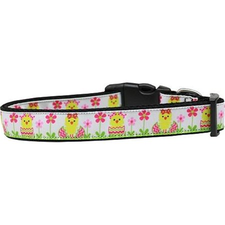 Spring Chicken Nylon Dog Collar, Large for $<!---->