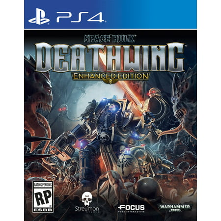 Focus Home Interactive Space Hulk: Deathwing Enchanted Edition, Maximum, PlayStation 4, (Hulk And The Agents Of Smash Games)