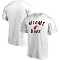 Miami Heat Victory Arch T-Shirt - White