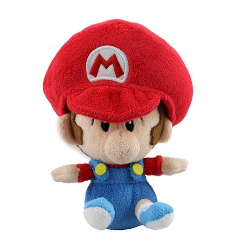 Little Buddy Llc Baby Mario Plush Walmart Com Walmart Com