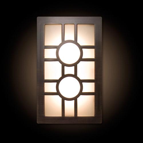 GE Oil Rubbed Bronze LED CoverLite