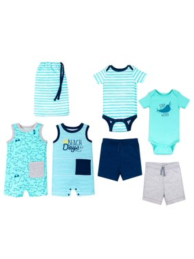 097d2649b1c9 Product Image 100% Organic Cotton Star-Pack Mix  n Match Outfits