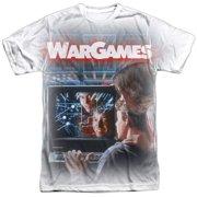Wargames Poster Mens Sublimation Shirt