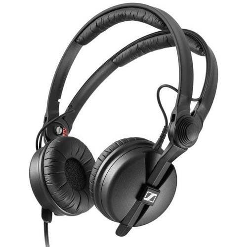 Sennheiser HD 25 PLUS On-Ear Closed Back Monitor DJ Headphones by Sennheiser