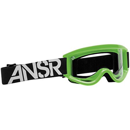 Answer Racing Goggles (ANSWER RIDING APPAREL 018163 ANS NOVA GOGGLE ADULT GRN '13)